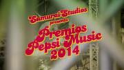 Making of Premios Pepsi Music 2014 – Samurai Studios